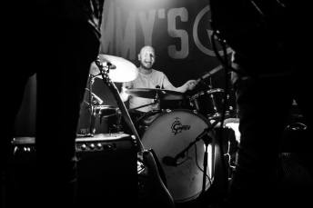 Anhedonia Live At Jimmy's, Manchester 5th May 2018. Photos by phunkography http://phunkography.format.com